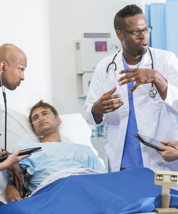Hospitals & Carehomes